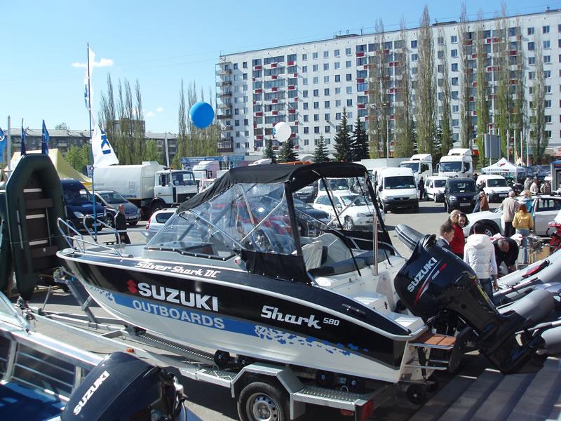 Катера и лодки 2011